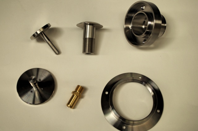 CNC Machined Components and Parts