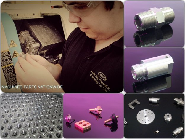 Machined Parts UK